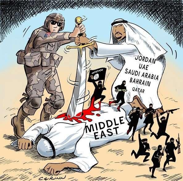 США помогает ДАИШ в контрабанде и продаже нефти