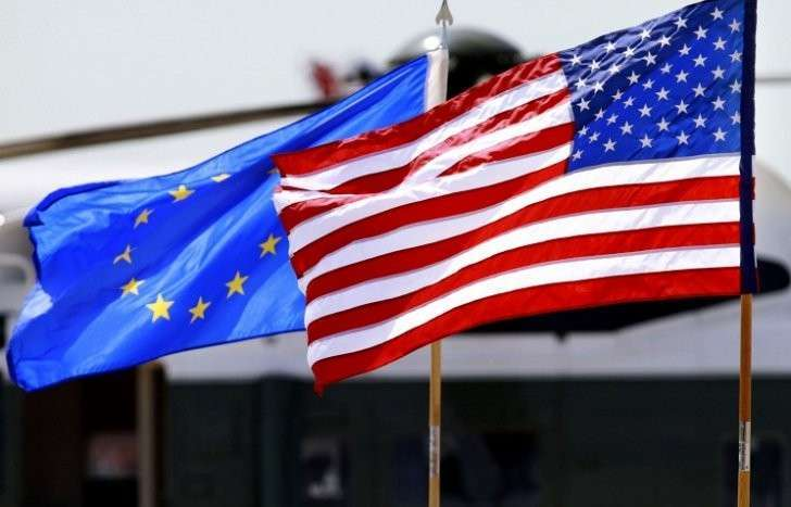 США требуют от ЕС продления антироссийских санкций