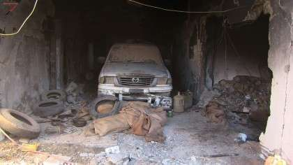 Сирия, блокадный Деер-эз-Зоор. Глазами очевидца, день первый