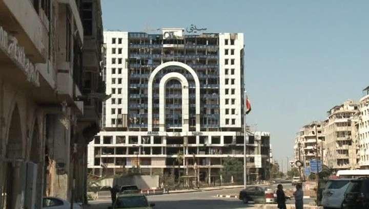Сирия: террористы отступают, бросая вооружение и технику