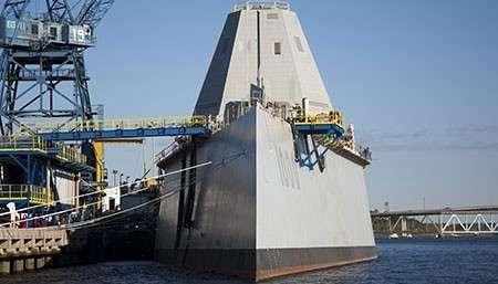 Уничтожитель американского бюджета: зачем флоту США супердорогой и беспомощный эсминец для «папуасов»