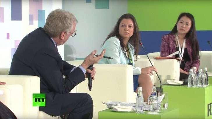Маргарита Симоньян назвала RT частью «мягкой силы» русского народа