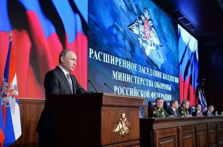 Владимир Путин приказал действовать предельно жёстко, уничтожая любые угрозы ВС РФ в Сирии