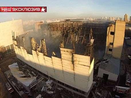 Что осталось от Тушинского завода: эксклюзивные кадры с воздуха
