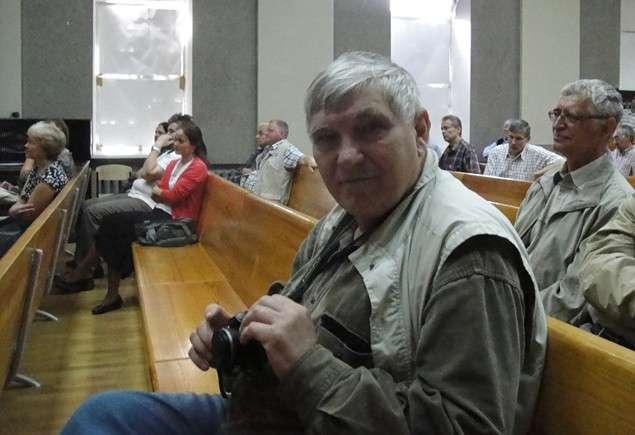 Членкор Василий Пархомчук - уроженец далекого алтайского села
