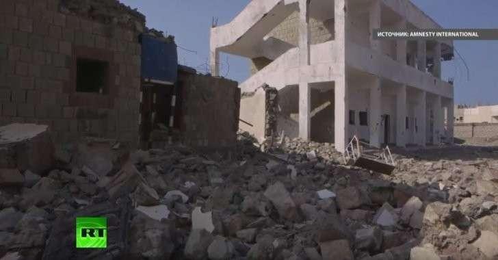 Бандиты во главе с Саудовской Аравией разбомбила более 1 тыс. школ в Йемене
