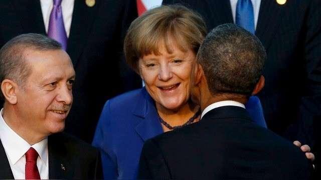 Немцы назвали «главных врунов года»: Меркель, Обама и Эрдоган