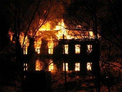 В результате пожара в психоневрологическом интернате под Воронежем погибли более 20 человек