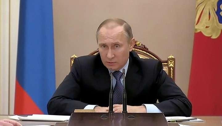 Владимир Путин выразил соболезнования в связи с трагедией в Воронежской области