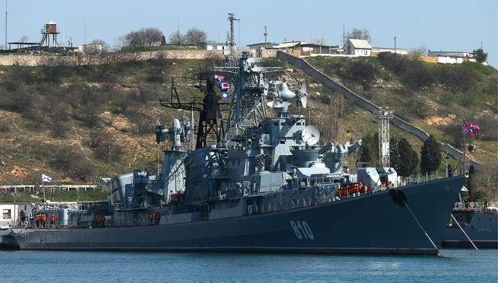 Турецкий сейнер шёл на таран российского сторожевика. «Сметливый» применил оружие