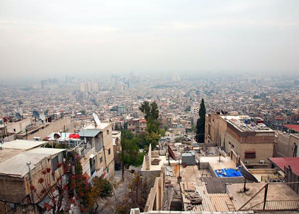 В Дамаске из миномёта обстреляли окрестности российского посольства