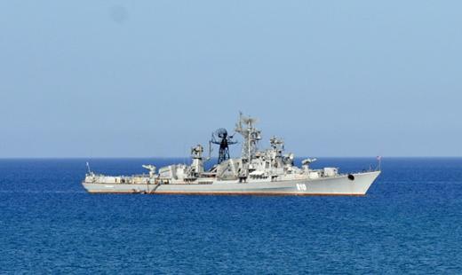 Турецкие рыбаки рассказали свою версию инцидента с российским кораблём