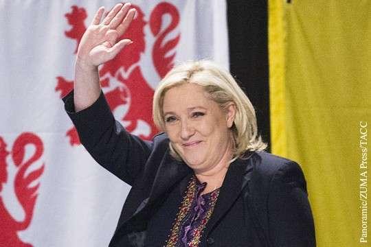 Ле Пен заявила, что довольна результатами региональных выборов во Франции