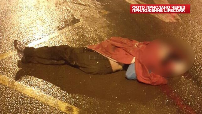 В авто, сбившем женщину с собакой, нашли оружие и «корочку» Генпрокуратуры