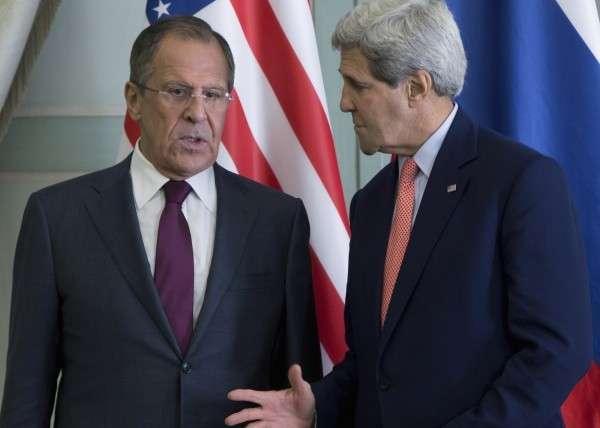 Визит Джона Керри в Россию организован по настоятельной просьбе США