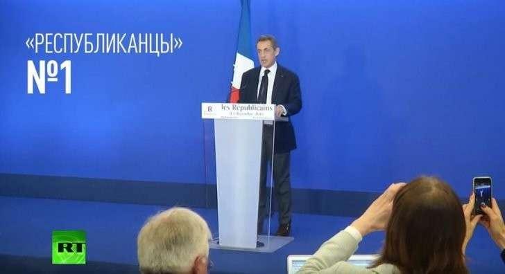 Партия Николя Саркози победила на региональных выборах во Франции