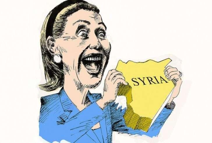 Клинтон своей глупостью убила сотни тысяч людей