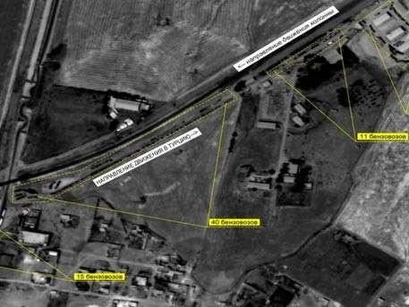ВКС РФ уничтожили 7 автоколонн с сырой нефтью ИГИЛ