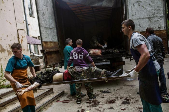 Против жителей юго-востока Украины воюют 300 наёмников, вернувшихся из Сирии