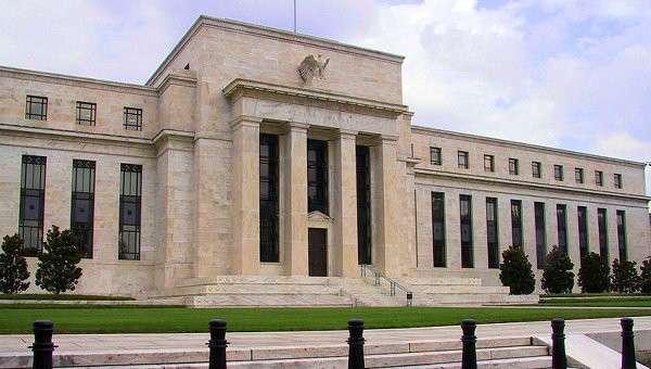 Федеральная резервная система США. Архивное фото