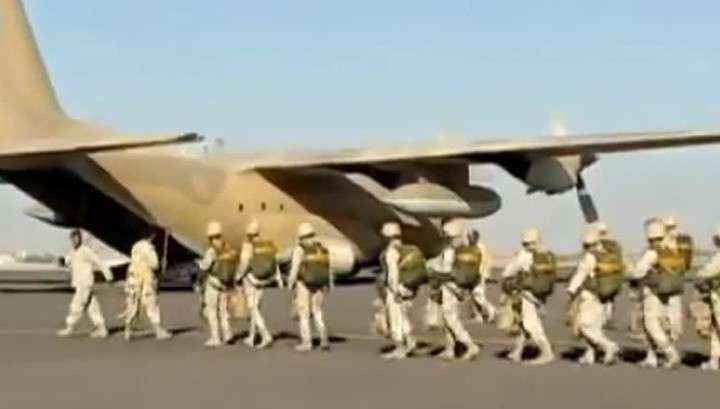 Бандитская Исламская антитеррористическая коалиция отправит в Сирию спецназ