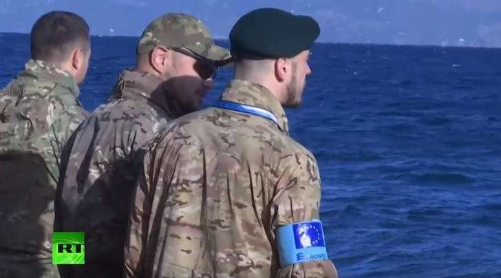В ЕС спорят о создании единой пограничной службы