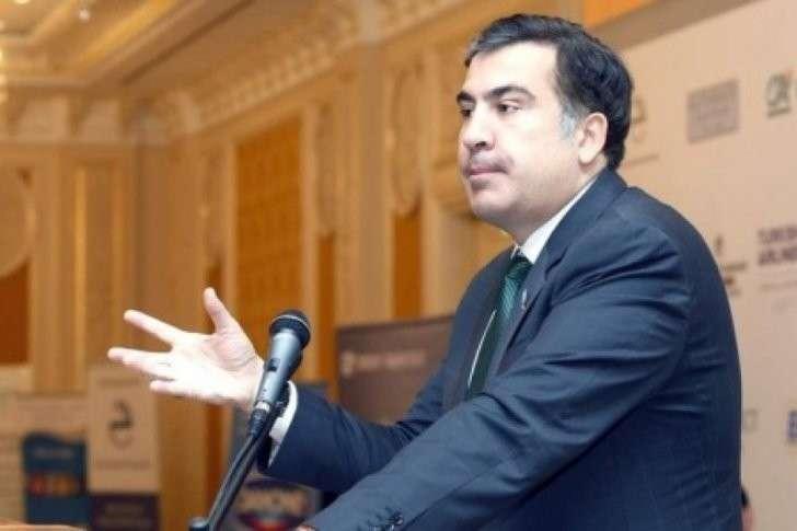 Николай Азаров считает, что инцидент с Саакашвили – свидетельство агонии режима