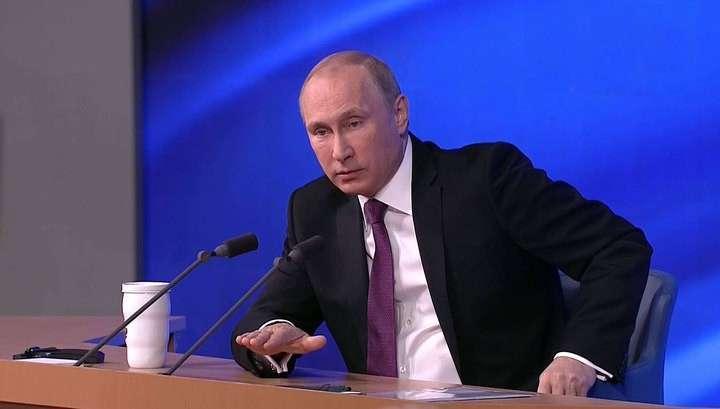 Президент отвечает: насколько каверзные вопросы заготовили журналисты для Путина?