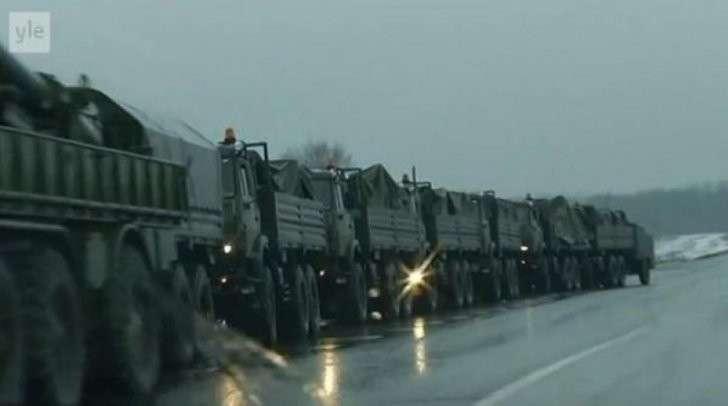 Киевская Хунта готовит к Новому году полномасштабное наступление на Донбасс