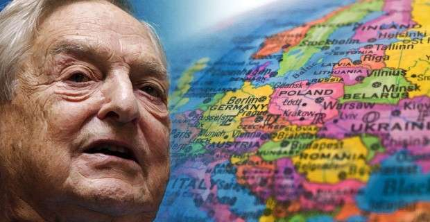 Soros Admits Responsibility for Coup and Mass Murder in Ukraine