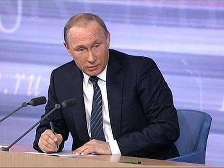 Самые обсуждаемые в западных СМИ ответы Владимира Путина на пресс-конференции