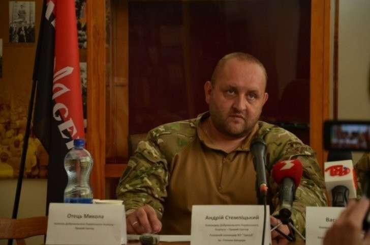 Киевская Хунта планирует тотальную ликвидацию нацистских карбатов в котлах Ополчения