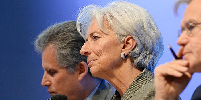 МВФ признал официальный статус долга Украины перед РФ в $3 млрд