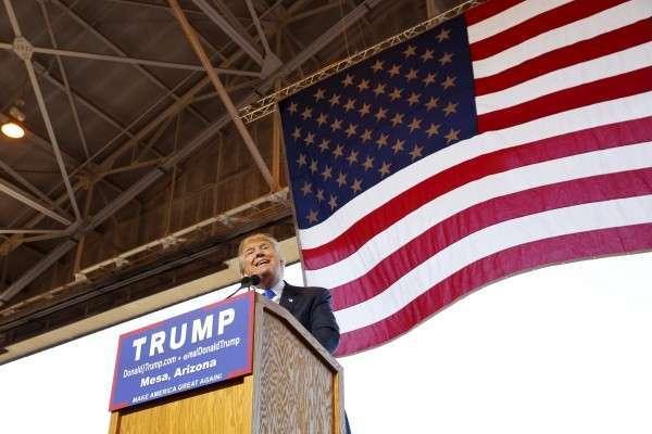 Американцы заметили, что уважение Трампа к Путину оказалась взаимной