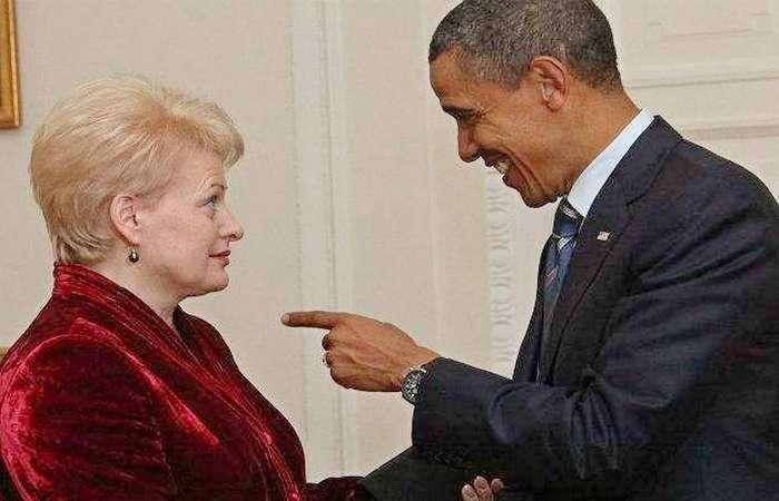США назначили виновного за развал Украины