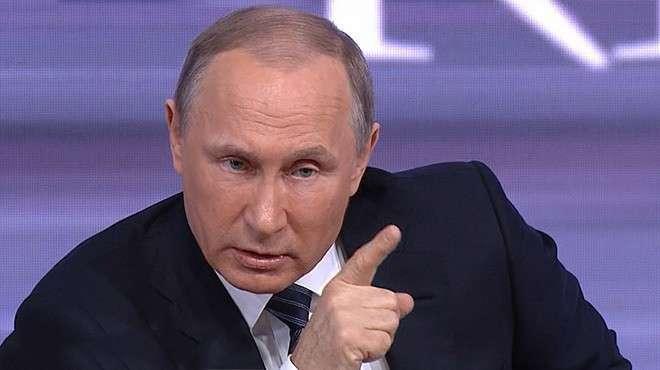 Западные СМИ оценили жёсткие высказывания Владимира Путина на пресс-конференции