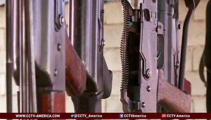 На Ближнем Востоке процветает незаконная торговля оружием