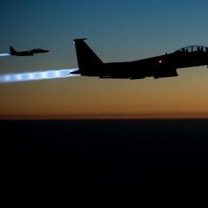 США выводят из Турции F-15, испугавшись России