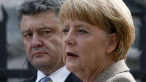 Меркель навязывает российским газовикам свои политические требования