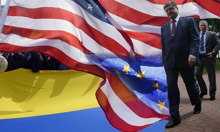 СпецНАТО для Украины. Порошенко настаивает на создании нового военного союза Украины с США и Европой