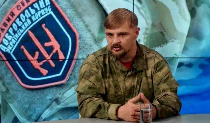 Еврейский «Правый сектор» открыто требует войны и тотальной зачистки Донбасса