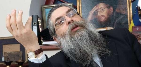 Главный раввин Киева и Украины Яков Дов Блайх: Порошенко - тоже еврей