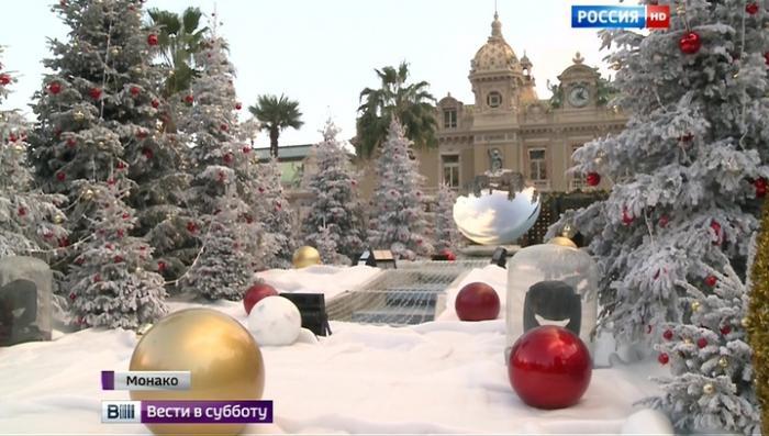 В Монако высадился российский десант