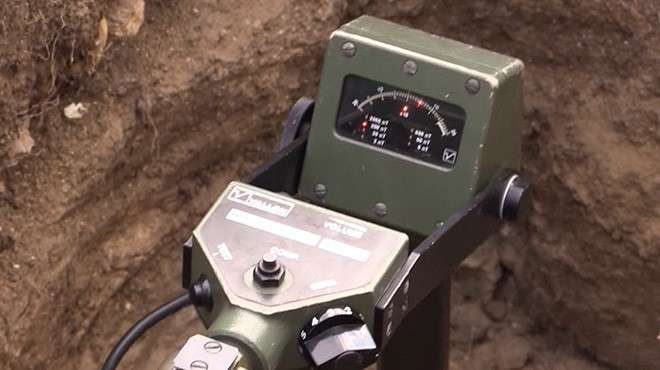 Спасатели Крыма обезвредили 500-килограммовую бомбу времён ВОВ