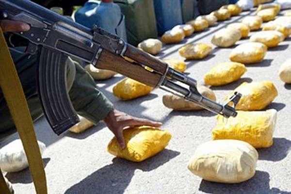 Иран перехватывает половину наркотрафика в страны ЕС