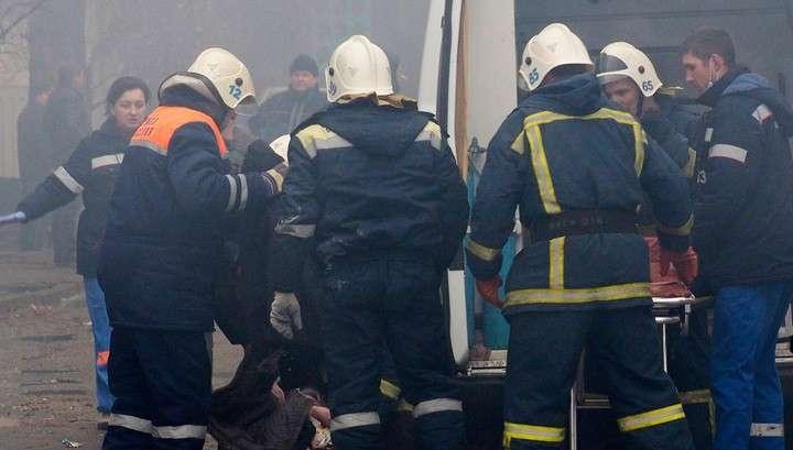 Взрыв в Волгограде: спасатели завершат работы за 12 часов
