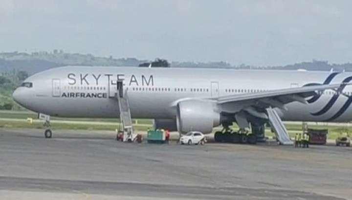 Арестован террорист, пытавшийся взорвать французский авиалайнер