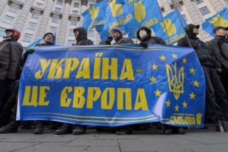 Николай Азаров: Украина – НЕ Европа