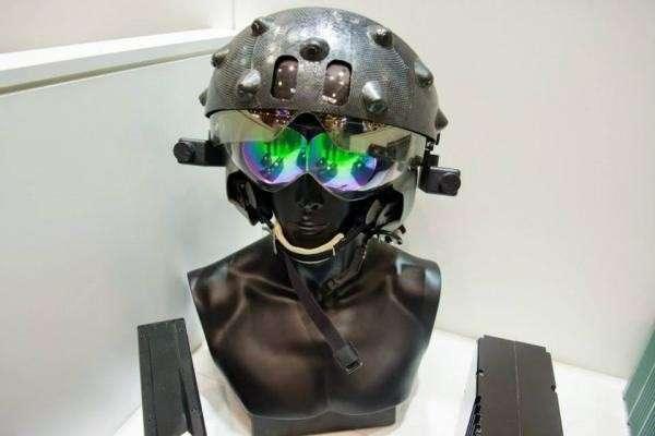Шлем для ПАК ФА