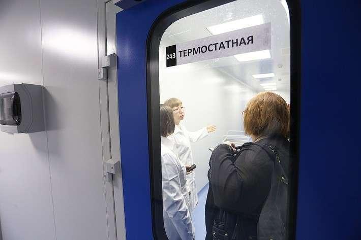 В Новосибирске начал работу новый высокотехнологичный центр биотехнологий